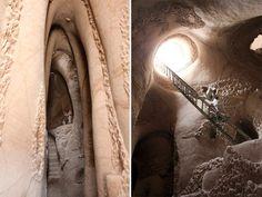 25 yılını toplumdan uzak bir şekilde mağarada geçiren sanatçının yarattığı büyük şaheser | Gaia Dergi