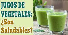 Aquí las tres razones principales por las que debería incluir jugos de vegetales a su programa para una salud óptima. http://articulos.mercola.com/sitios/articulos/archivo/2014/07/05/beneficios-de-los-jugos.aspx