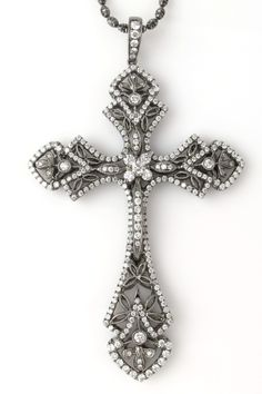 Bold Cross Pendant