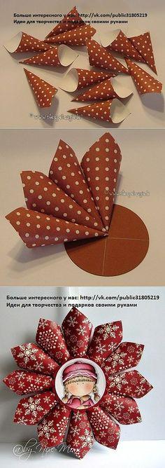 Бумага, картон, карандаш