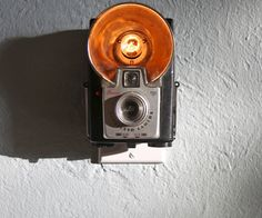 DIY Vintage Camera Nightlight