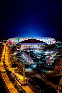 Processed with VSCOcam with preset Rio Grande Do Sul, Fifa, Sc Internacional, Sports Clubs, Marina Bay Sands, Brazil, Colorado, Soccer, Building