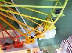 Prop Studios | Liberty's Ferris Wheel | Retail Window Display