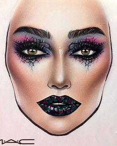 #artist@milk1412 #mylove #myart #myartistcommunity #myartistcommunityrussia #makeup #makeupart #makeupstar #makeupartist #makeuplover #macfacechart #luck #facechartartist #existence #facechart #facechartart #faceart #визажист #макияж #magic #фейсарт #фейсчарт #Mystic #creativemakeup #maccosmetics #mac #macmua #fantastic #beautiful #beautymakeup