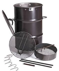 Pit Barrel Cooker Barbecue and Smoker grill 857212003028 Bbq Grill, Grill Grates, Grilling, Tonneau Bar, Pit Barrel Cooker, Ugly Drum Smoker, Barrel Smoker, Barrel Bbq, Best Smoker