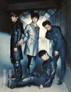 Kpop Fashion | Infinite in W Korea