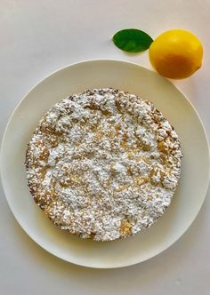 My Belgian Lemon Tea Cake is an easily made sweet treat. When life gives you lemons, make this delicious Gluten-Free Lemon Cake. Lemon Desserts, Just Desserts, Delicious Desserts, Yummy Food, Italian Desserts, Gluten Free Lemon Cake, Gluten Free Cakes, Sweet Recipes, Cake Recipes