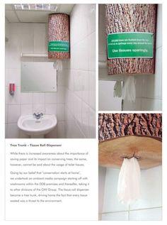 11 formas atrevidas de hacer marketing de guerrilla ¡en el baño!