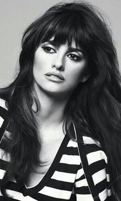 Penélope Cruz- Taurus- 28 April 1974- Alcobendas, Spain- 163 cm
