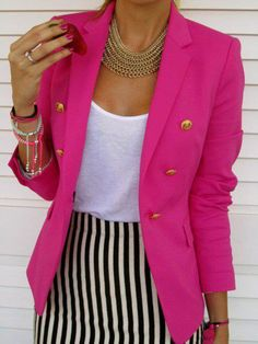 Fashion Is My Drug: Spring Must Have: Blazer