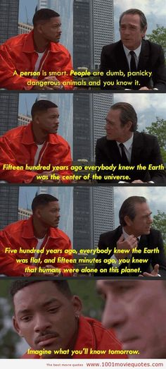 Men in Black (1997) | 1001 Movie Quotes