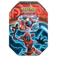Pokemon Deoxys EX Tin