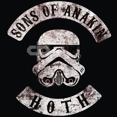 Star Wars - Sons Of Anakin T Shirt