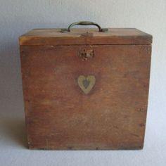 Hand-made File Box 1
