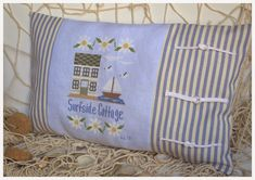 puntocroce e fantasia: country cottage needleworks