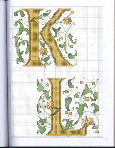 Gallery.ru / Фото #36 - Anna Davidson - 500 Cross-Stitch Blocks - anfisa1