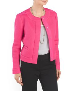 Colored Mesh Jacket