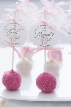 Sweet Table & Papeterie Ideen für eure Frühlingshochzeit   Hochzeitsblog…