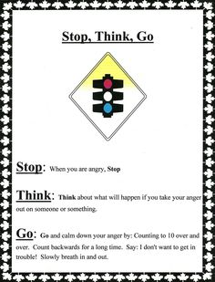 Stop, Think, GO