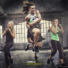 Don't wait for the New Year. Get a jump on your goals today with a brand new BODYCOMBAT workout.