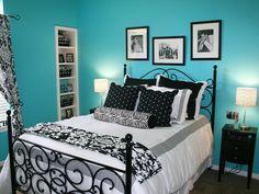 Complete Tiener Slaapkamer : Tienerkamer blauw tienerkamer bedroom room en bedroom color schemes