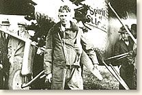Charles Lindbergh, 1927  read & listen to his account of the flight
