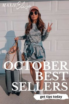 Click here to see the best October best sellers on Maxie Elise! My pink dress is my top seller of all time! It's so soft and comfortable. I like styling it with a jacket around my waist to make it look more fitted. It's under $20 which makes it even better! I'm wearing a size small. Fall lookbook for women and fall clothes for women over 30. Best cozy sweater outfit fall shawl. Stylish fall cozy outfits for women casual. #october #sales #fashion Cozy Outfits, Boho Summer Outfits, Stylish Outfits, Fall Fashion Week, Winter Fashion Outfits, Fall Outfits, Fashion Basics, Fashion Essentials, Fashion Tips