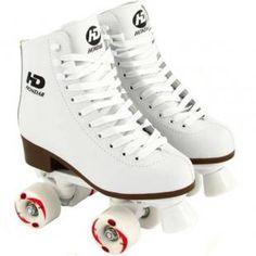 3b76a98c918 Patins Branco Roller Skate 4 Rodas 36 Hondar 7 Rolamentos Fênix - Fenix