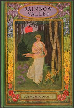 RAINBOW VALLEY by L. M. Montgomery, 1919