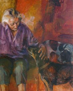 "Ann Cape - ""Top Dog"""