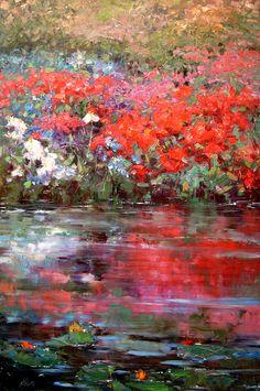 Eric Wallis | Impressionist american painter | Tutt'Art@ | Pittura * Scultura * Poesia * Musica |