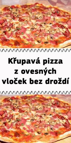 Hawaiian Pizza, Pepperoni, Quiche, Food And Drink, Cooking Recipes, Homemade, Baking, Health, Home Made