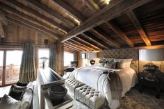 Chalet Resort Sun Arbois Megève France | Visionnaire Home Philosophy