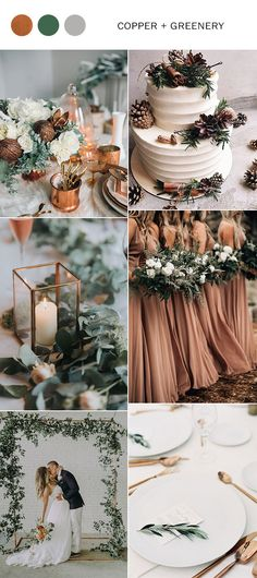 When start planning a wedding, what's the first thing you have to think about? For me it's wedding colors, which can set the basic tone of the big day, and reflect the colors of season. Then everything else can be prepared to match with the colors including wedding invitations, wedding decorations and even cakes. DecidingRead more