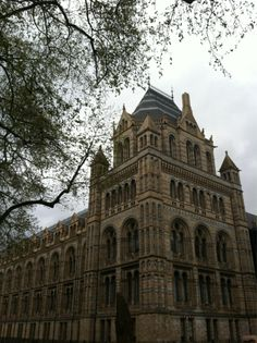 The Natural History Museum, London#Repin By:Pinterest++ for iPad#