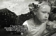 Childhood Abandonment Issues Coping With Divorce, Divorce And Kids, Learning To Love Again, Learning To Trust, Child Abandonment, Fear Of Commitment, Serious Relationship, Sad Girl, Poses