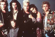 "you cannot write a supernatural creatures story set in the late 80s/early 90s without laboring under the long shadow cast by ""The Lost Boys."""