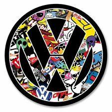Auto Volkswagen, Volkswagen Phaeton, Cool Stickers, Laptop Stickers, Stickers For Cars, Jetta Vr6, Vw Pointer, Sticker Bomb, Vw Cars
