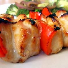 The Holy Bible of Recipes: Honey Chicken Kabobs #diy #crafts