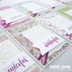 Stampin' Up! Easy Cards, Cute Cards, Hand Stamped Cards, Stampin Up Catalog, Card Sketches, Creative Cards, Stampin Up Cards, Cardmaking, Card Ideas