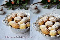 RETETE DE PRAJITURI FESTIVE - Rețete Fel de Fel Cookie Recipes, Dessert Recipes, Creme Caramel, I Foods, Gluten Free Recipes, Free Food, Cheesecake, Stuffed Mushrooms, Deserts