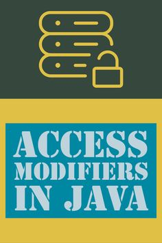 Online courses 100 off coupons codes the complete java developer access modifiers in java are a kind of control for variables methods and classes that decide what all of these can be accessed by the outsiders outside of fandeluxe Images