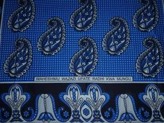 African Fabric Khanga