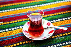 Turkish tea by İbrahim YILDIZ