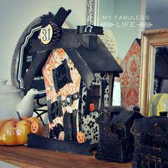 DIY Haunted Houses | My Fabuless Life