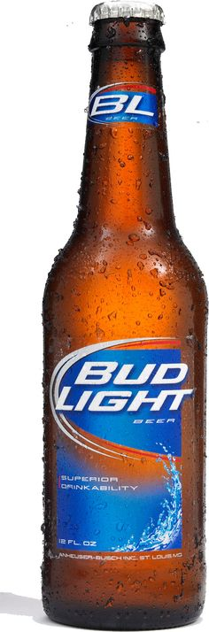 Nothing like an ice cold Budlight on a hot summer day!