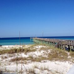 Panama City Beach Florida This is where I got to swim with the wild dolphins! I was so lucky to get this beautiful picture