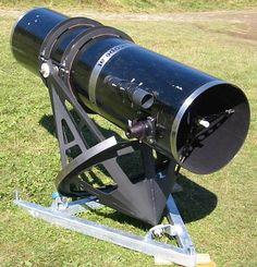 VdS-Fachgruppe Amateurteleskope und Selbstbau - Hufeisen und Englische Montierung