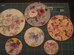 i love the fabrics #crafts #DIY #fabric