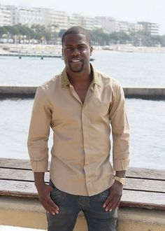 """Kevin Hart. Him and his 5'4"""" self, Seriously funny."""